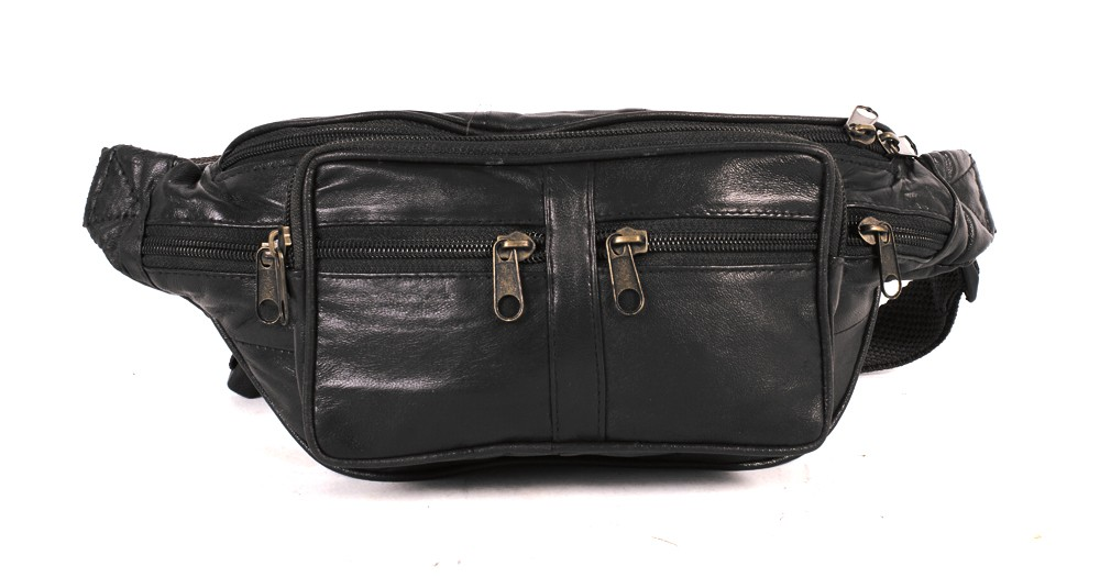 1445 BLACK SHEEP NAPPA BUMBAG