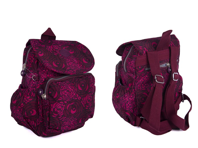 2504 PINK ROSE Lorenz Backpack