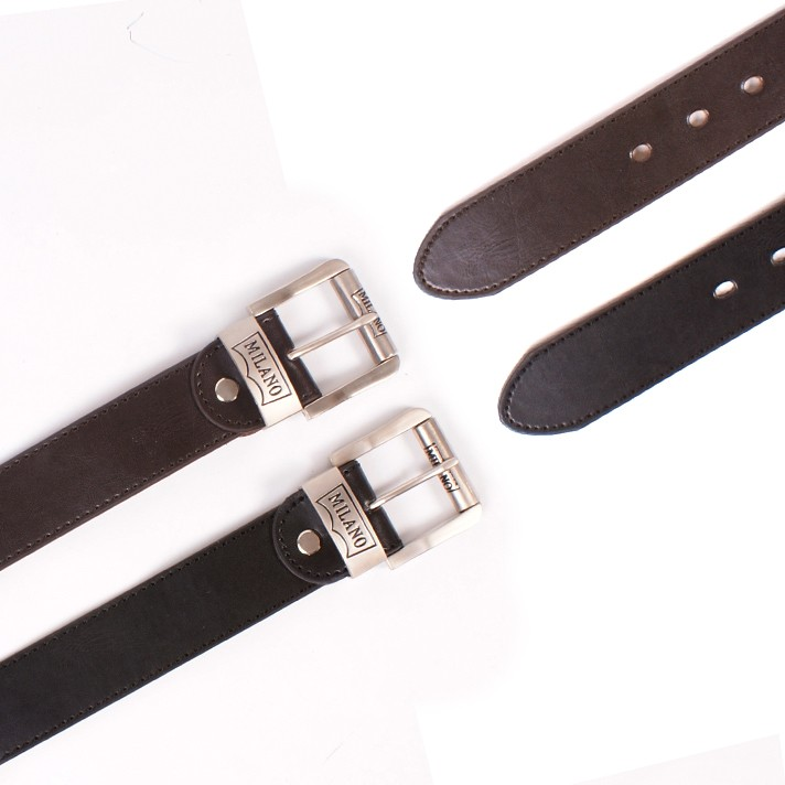 "2753 1.5"" BELT WITH LEATHER GRAIN"
