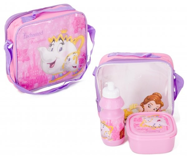 4160-8354 MRS POTTS 3PC LUNCH SET W/ STRAP