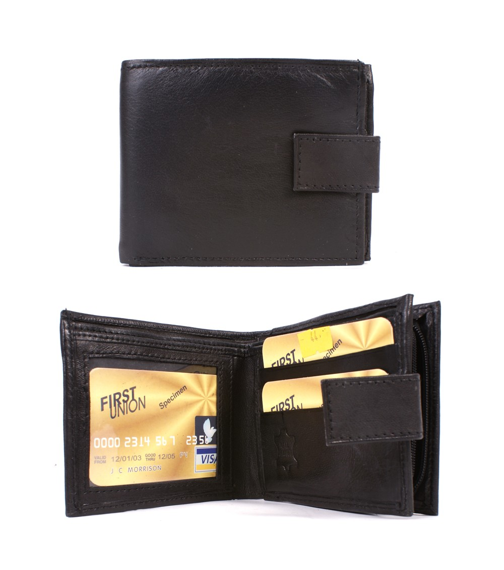44W MF LEATHER WALLET