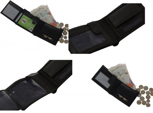 BB4 LEATHER WALLET