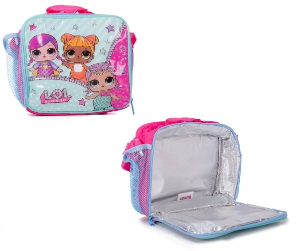 1225HV-8279 LOL KIDS LUNCH BAG