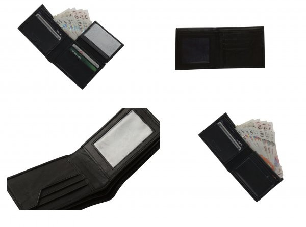 STYLE – BB7 RFID LEATHER WALLET
