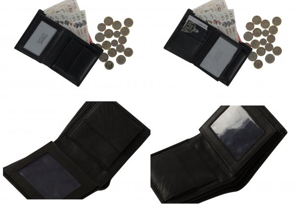 BB9 RFID LEATHER WALLET