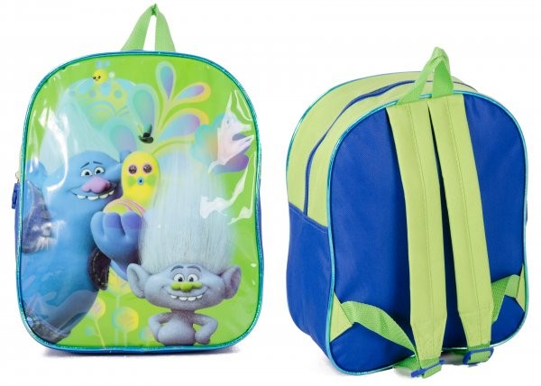 B115301 TROLLS JUNIOR BACKPACK