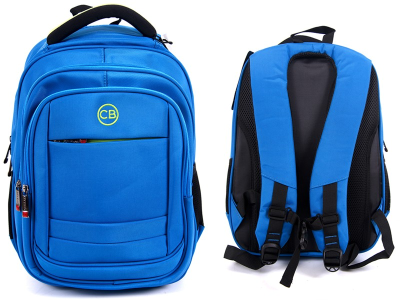 "BP-830 BLUE 15.6"" LAPTOP TRAVEL CABIN SIZE BAG"