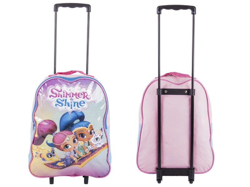 cat at 12016 shimmer shine trolley