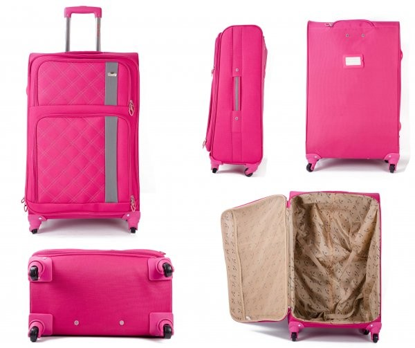 "AERO TRAVEL-1400 26"" FUCSHIA"