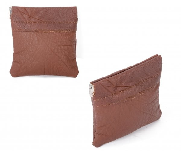 3717 BROWN COIN PURSE