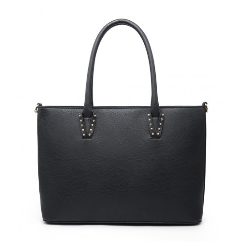 Z-9886 Shoulder Bag -Black