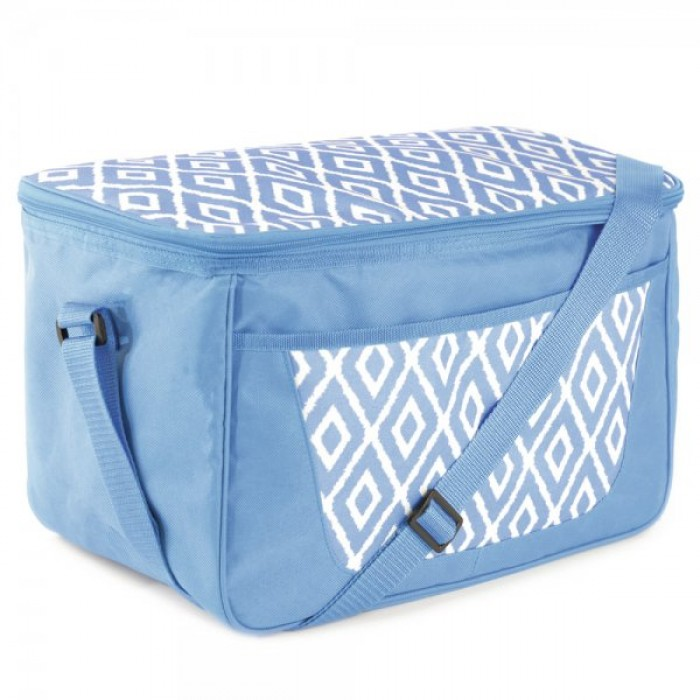 BB0961 FAMILY SIZE COOL BAG BLUE