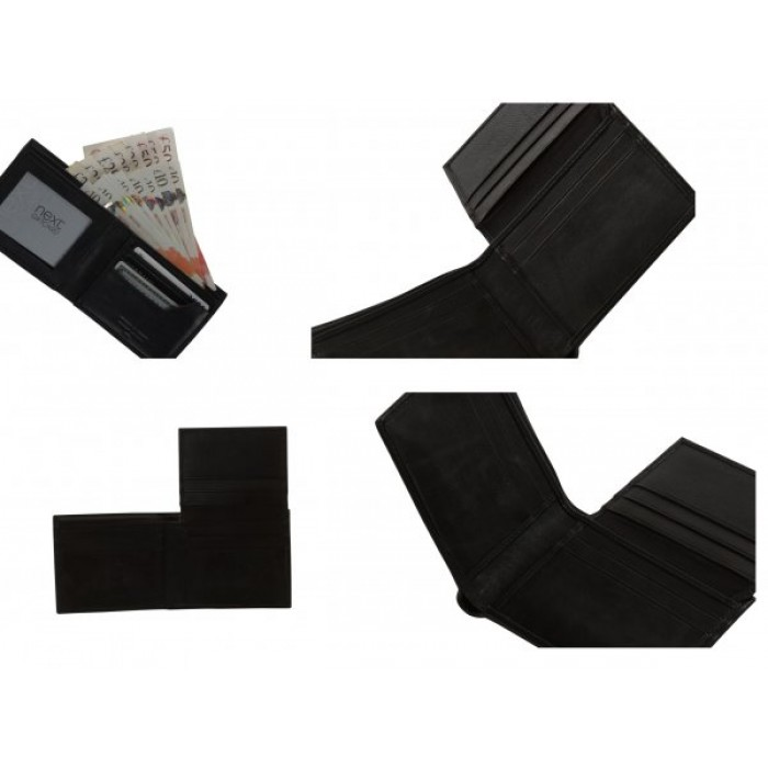 BB10 RFID LEATHER WALLET