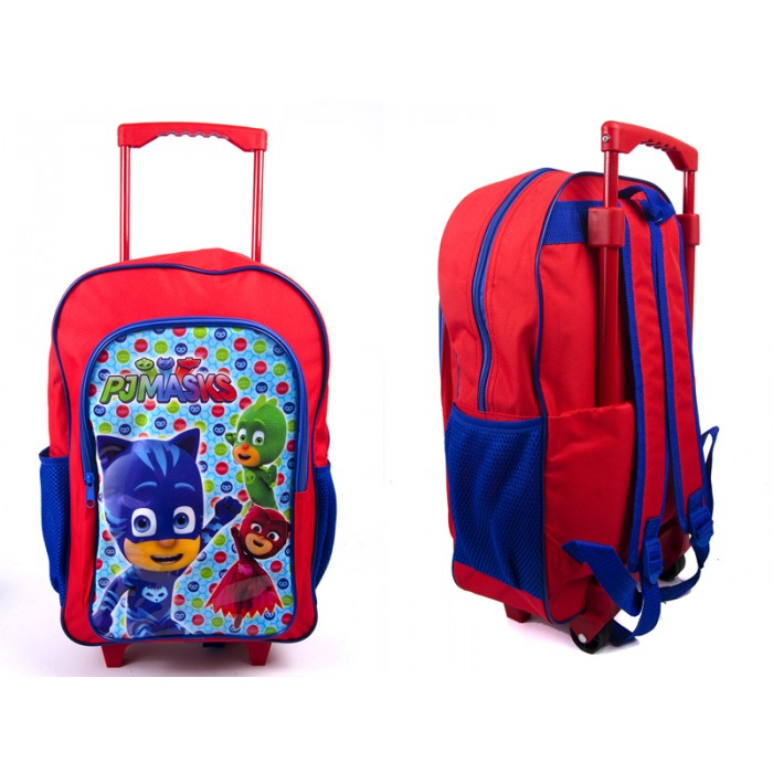 1019HV- 7423 PJMASKS TROLLEY