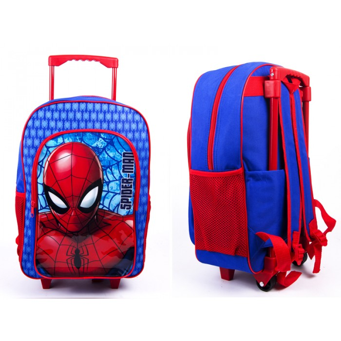 1019HV- 7584 SPIDERMAN TROLLEY