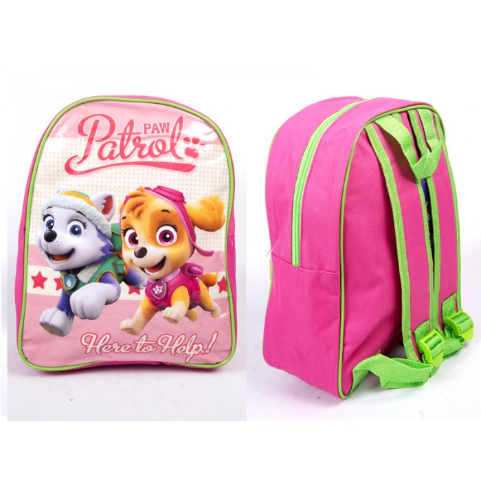 1029HV-7190 KIDS BACKPACK WITH paw patrol