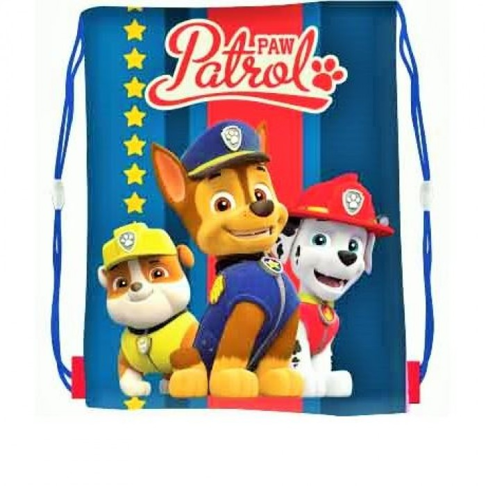 Pull String Bag Paw Patrol