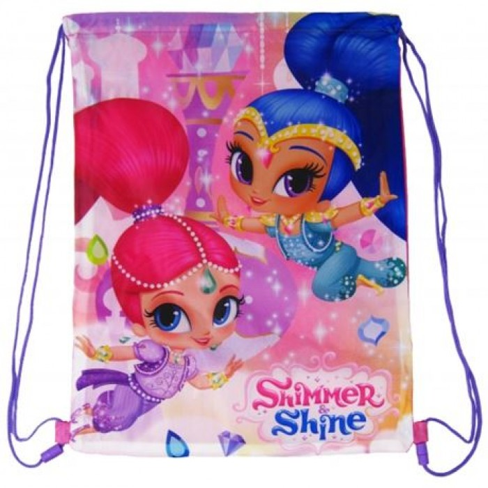 Pull String Bag Shimmer & Shine