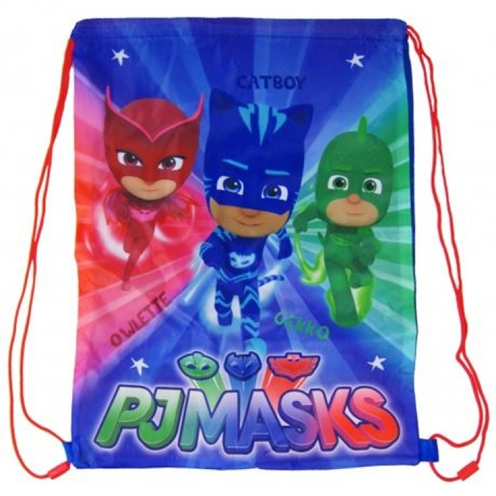 Pull String Bag PJ Masks
