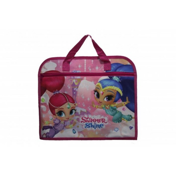 1717-7433 CHILDREN'S BOOK BAG SHIMMER SHINE