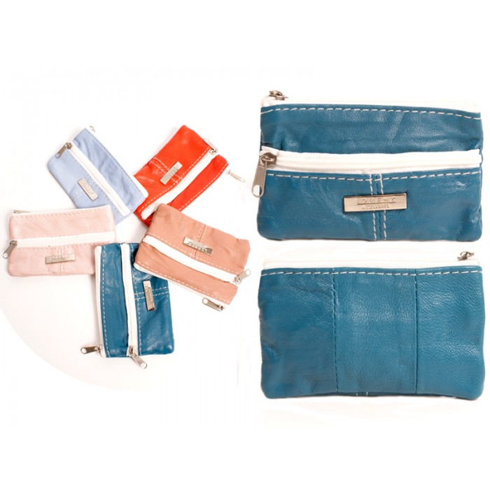 1463 NAPPA PURSE BLUE