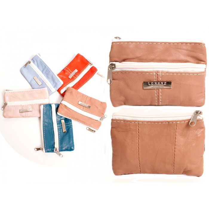 1463 NAPPA PURSE LIGHT BROWN