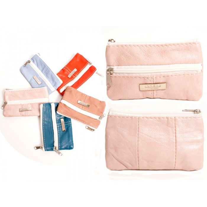 1463 NAPPA PURSE LIGHT PINK