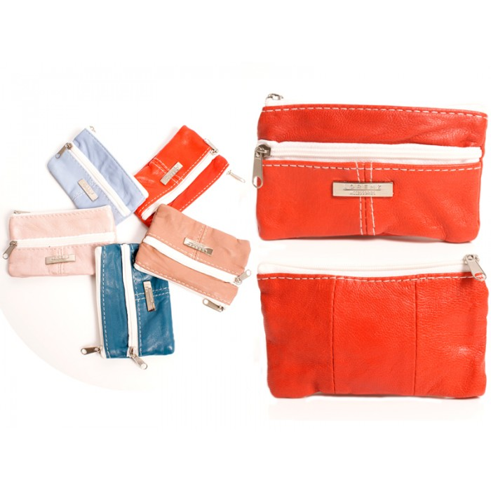 1463 NAPPA PURSE RED