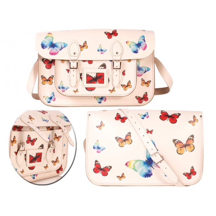 15 CLOUD CREAM BUTTERFLY