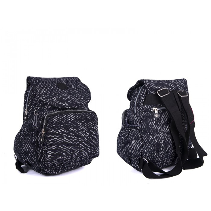 2504 BLK FLECKS Lorenz Backpack