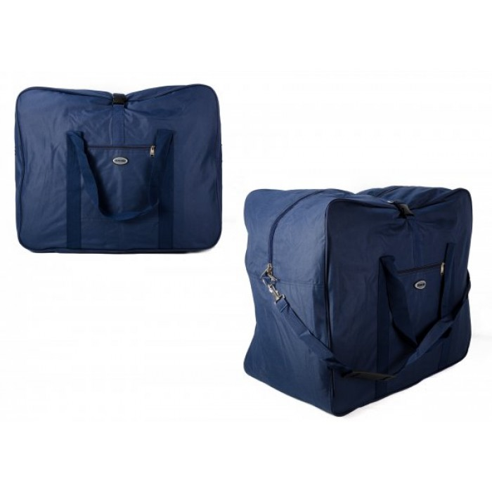TB-15 NAVY LARGE HOLD-ALL W/ BUCKLE