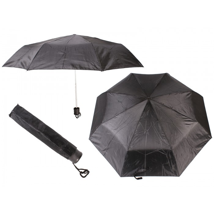 2800 BLACK LADIES UMBRELLA