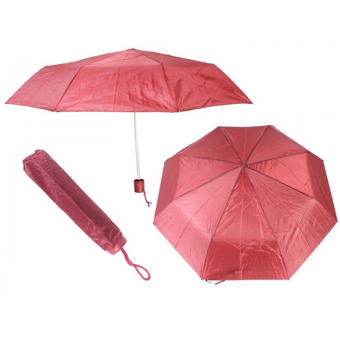 2800 BURGUNDY LADIES UMBRELLA