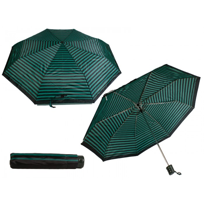 2801 Torenz Black-Green Umbrella