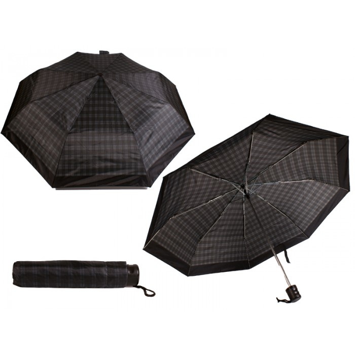 2801 Torenz Black-Grey Umbrella - X71