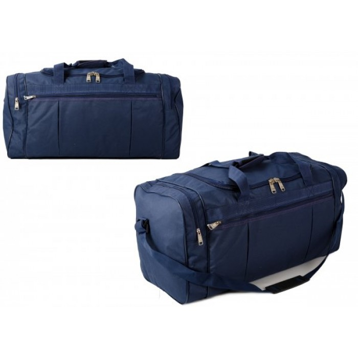 TB-104 NAVY HOLDALL W/ SIDE POCKETS £4.25