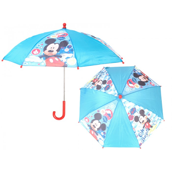 3617 MICKEY MOUSE BLUE UMBRELLA