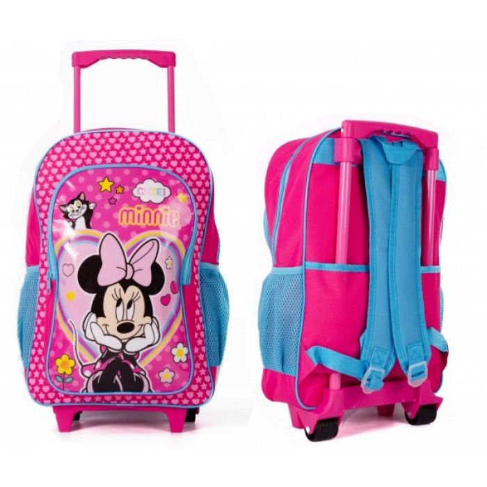 1013HV-8173 MINNIE MOUSE TROLLEY