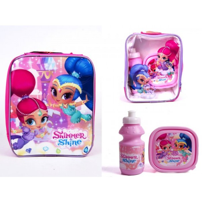 4105V-7433 SHIMMER SHINE LUNCH SET