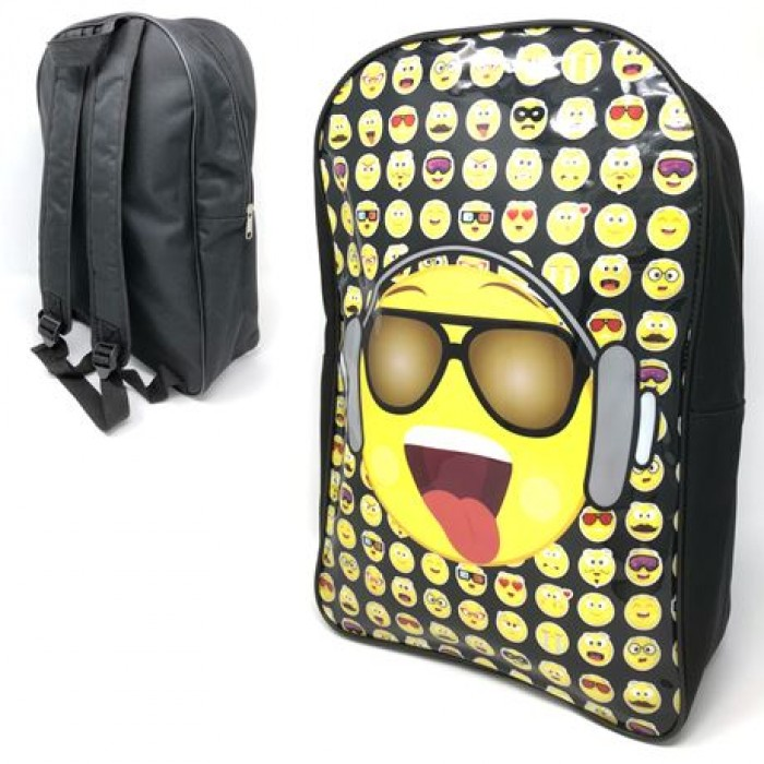 1023AHV-7156 Backpack Emoji