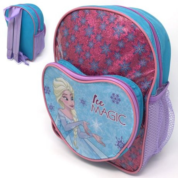10247-7525  Backpack with front Pocket- Frozen