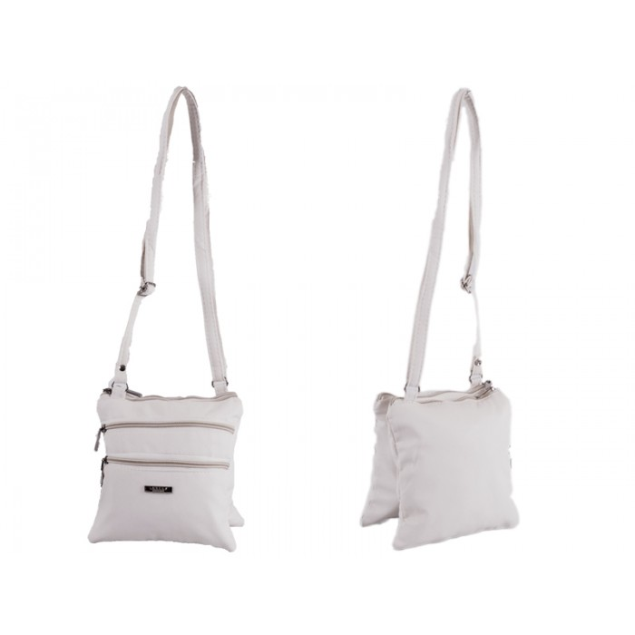 5860 WHITE PU BAG
