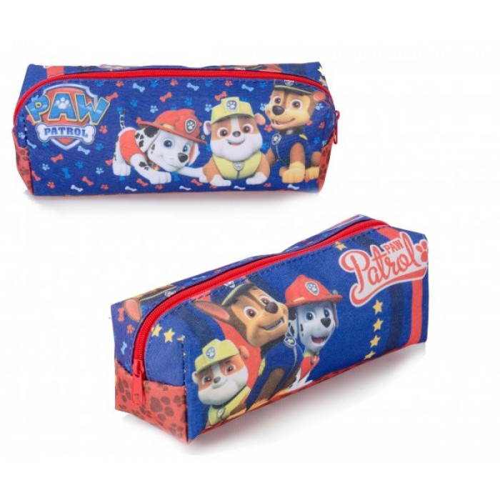 1015-7189F RECTANGULAR PENCIL CASE PAW PATROL