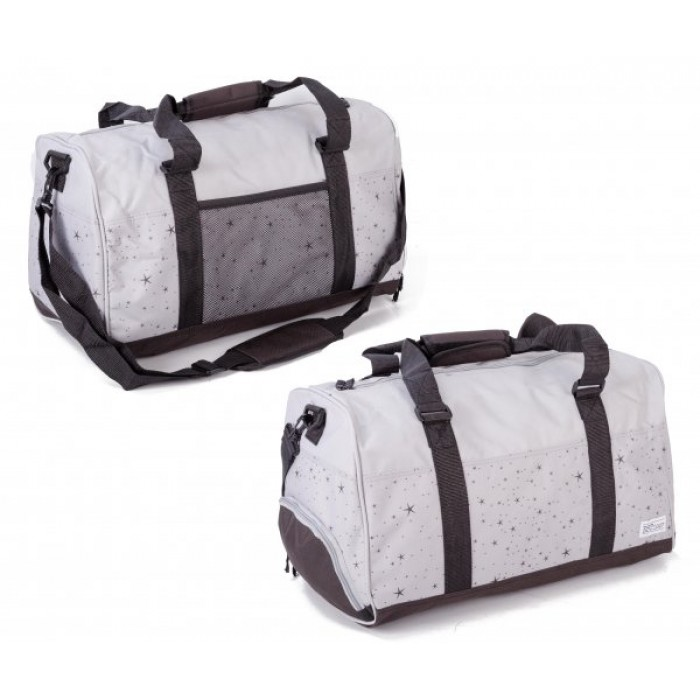 JBSB101 STAR GREY HOLDALL