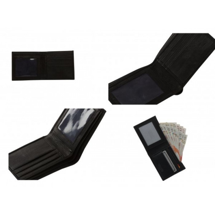 BB6 LEATHER WALLET