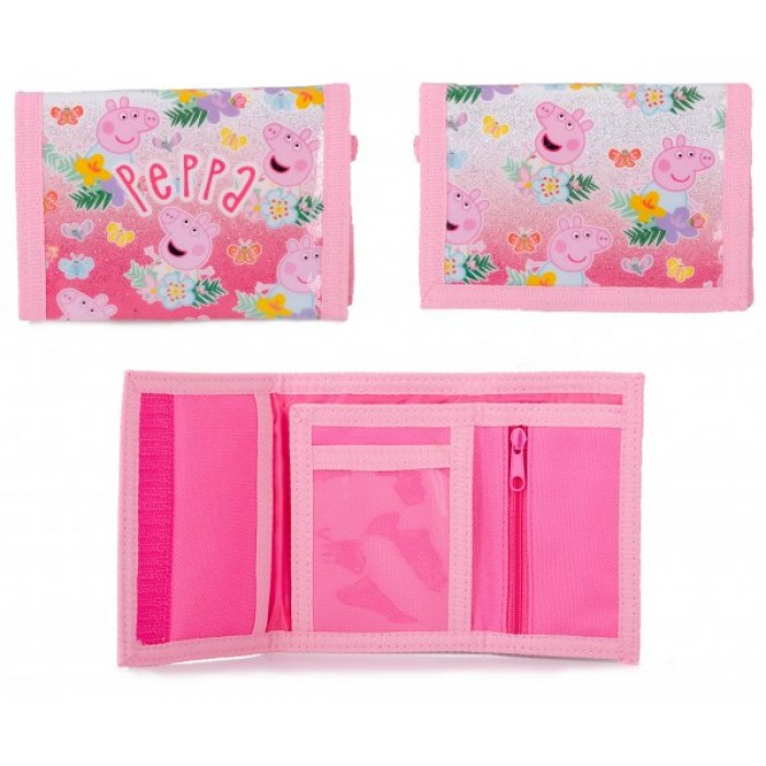 PEPPA-01868 BEAUTIFUL 08 WALLET