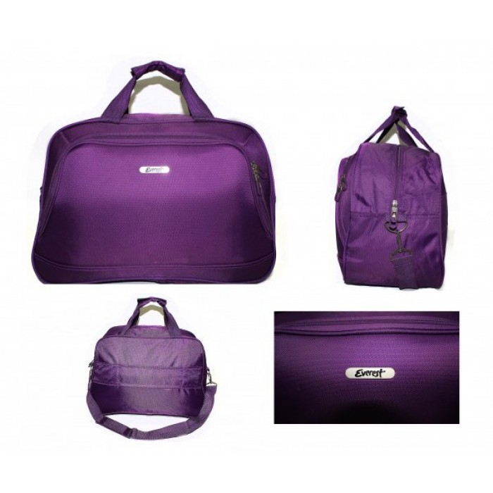 EV-423 PLUM CABIN BAG