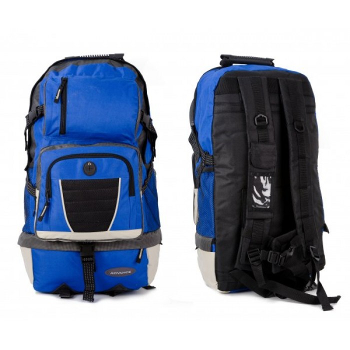 ABP-55 BLUE HIKING RUCKSACK
