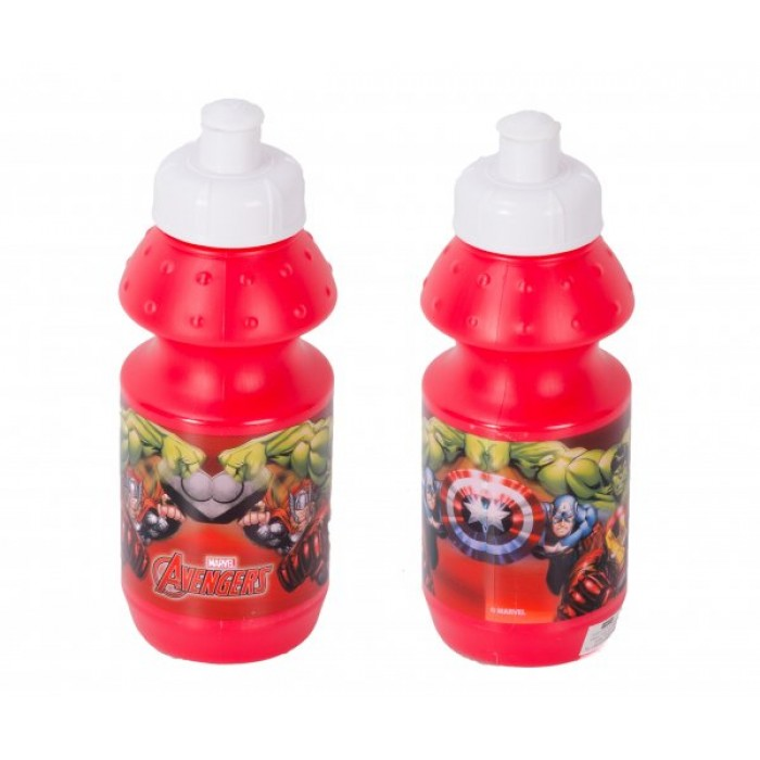 4020-6626T3 350ML SPORTS BOTTLE AVENGERS