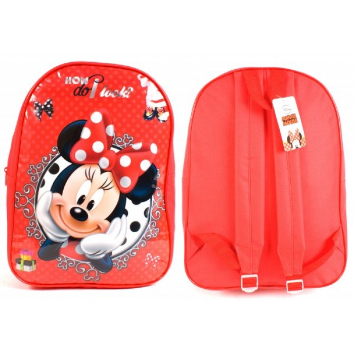 4275023AHVR LARGE MINNIE MOUSE BACKPACK